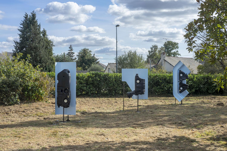 HubHug Sculpture Project – Nouvelles œuvres