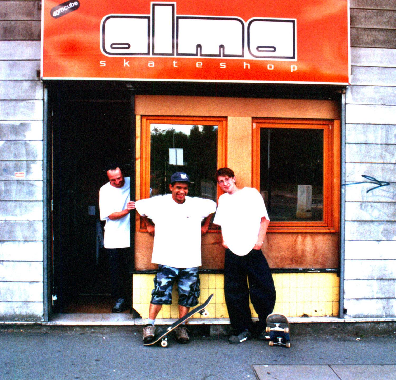 Alma Skateshop