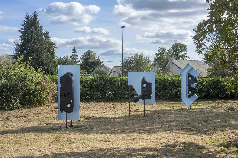 HubHug Sculpture Project